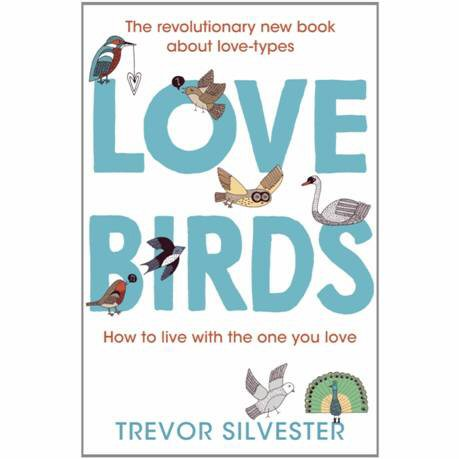 Lovebirds Book by Trevor Silvester