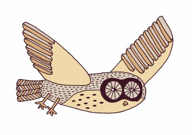Lovebirds Type: Owl